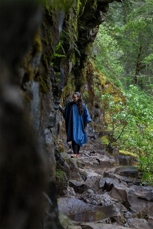 Eagle Creek to Tunnel Falls Hike