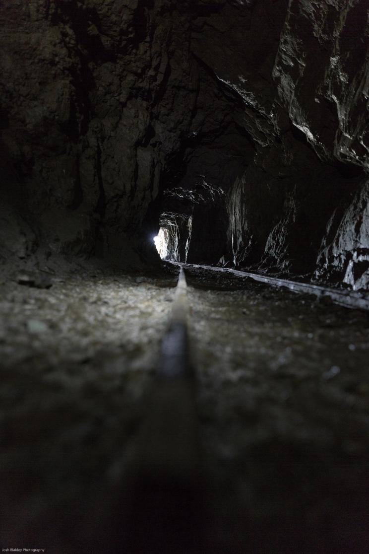Mine in Hub Lake Idaho