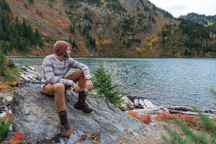 fall hiking in idaho