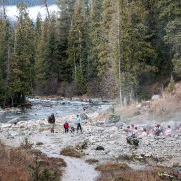 Family Friendly Hot springs in Idaho
