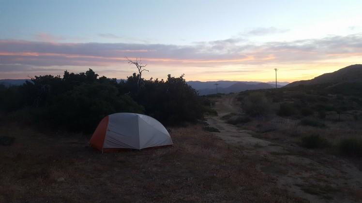 Julian, CA Tent
