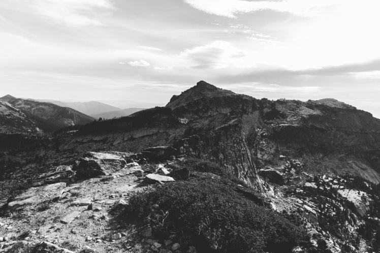 harrison peak North Idaho